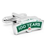 Fenway Park Centennial Anniversary Cufflinks Novelty