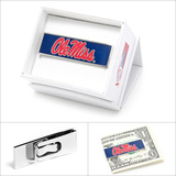 Ole Miss University Rebels Money Clip Novelty