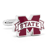 Mississippi State Bulldogs Cufflinks Novelty