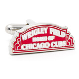 Wrigley Field Cufflinks Novelty