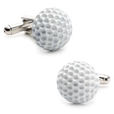 Enamel Golf Ball Cufflinks Artículos de regalo