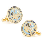 US Army Cufflinks Novelty