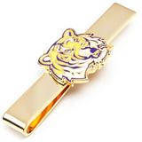 LSU Tigers Tie Bar Novelty