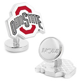 Palladium Ohio State Buckeyes Cufflinks Novelty