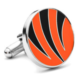 Cincinnati Bengals Cufflinks Novelty