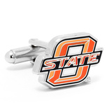 Oklahoma State University Cowboys Cufflinks Novelty