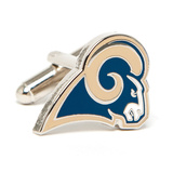 St. Louis Rams Cufflinks Novelty