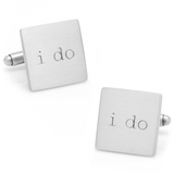 Wedding Series I Do Cufflinks Novelty