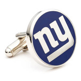 New York Giants Cufflinks Novelty