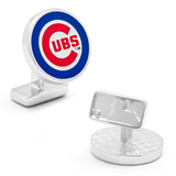 Palladium Chicago Cubs Cufflinks Novelty