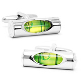 Working Level Cufflinks Novelty