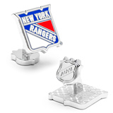 Palladium New York Rangers Cufflinks Novelty