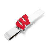 University of Wisconsin Badgers Tie Bar Novelty