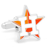 Houston Astros Cufflinks Novelty