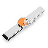 Cleveland Browns Tie Bar Novelty
