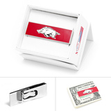 Arkansas Razorback Money Clip Novelty