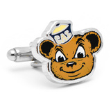Vintage University of California Bears Cufflinks Novelty