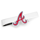 Atlanta Braves Tie Bar Novelty