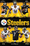 Pittsburgh Steelers Team Plakater