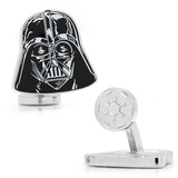Star Wars Darth Vader Head Cufflinks Novelty