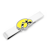 University of Iowa Hawkeyes Tie Bar Novelty