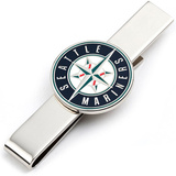 Seattle Mariners Tie Bar Novelty