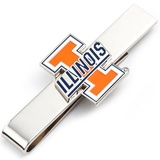 University of Illinois Tie Bar Novelty