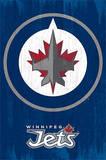 Winnipeg Jets Logo Posters