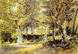 Chevening Park Poster by Joseph Mallord William Turner