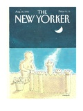 The New Yorker Cover - August 26, 1991 Regular Giclee Print by Robert Mankoff