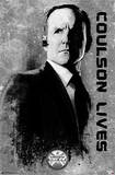 Agents of S.H.I.E.L.D. - Coulson Lives Print