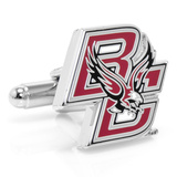 Boston College University Eagles Cufflinks Novelty