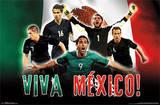 Viva Mexico Futbol Prints