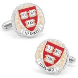 Harvard University Cufflinks Novelty