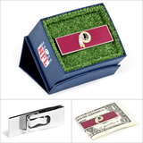 Washington Redskins Money Clip Novelty