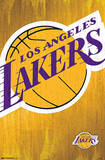Los Angeles Lakers Logo Posters