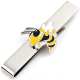 Georgia Tech Yellow Jakcets Tie Bar Novelty