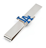 LA Dodgers Tie Bar Novelty