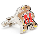 University of Maryland Terrapins Cufflinks Novelty