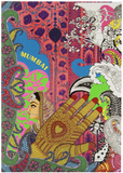 Christian Lacroix Papier Mumbai Layflat Notebook Journal