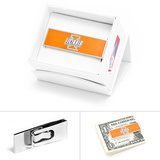 University of Illinois Fighting Illini Money Clip Novelty