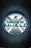 Agents of S.H.I.E.L.D. - Logo Posters