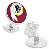 Palladium Washington Redskins Cufflinks Novelty