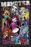 Monster High - Spirit Cartoon Poster Photo