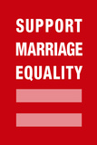 Support Marriage Equality Prints