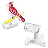Palladium St. Louis Cardinals Cufflinks Novelty