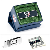 Houston Texans Money Clip Novelty