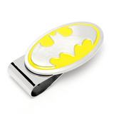 3D Pewter Batman Money Clip Novelty