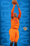 Carmelo Anthony New York Knicks Prints