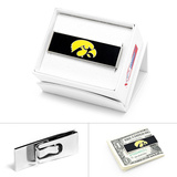 University of Iowa Hawkeyes Money Clip Novelty